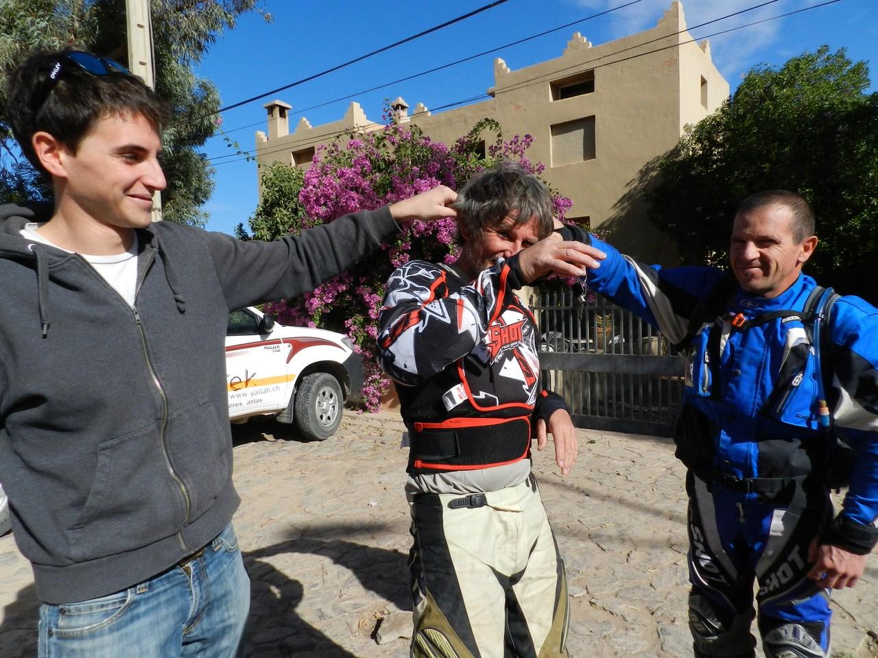 Escapade marocaine 27 octobre de taliouine tata par l for Chambre 13 film maroc