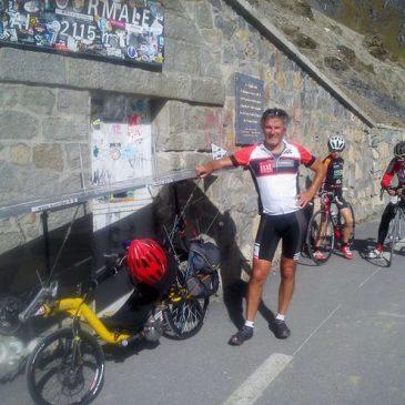 Un col de plus pour Le Fennec des 5 Monts : Le Tourmalet et ses 2115 m