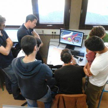 Le bras oscillant, un projet tutoré en seconde année du DUT GMP