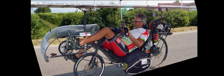 Derniers kilomètres avant l'arrivée à Milan
