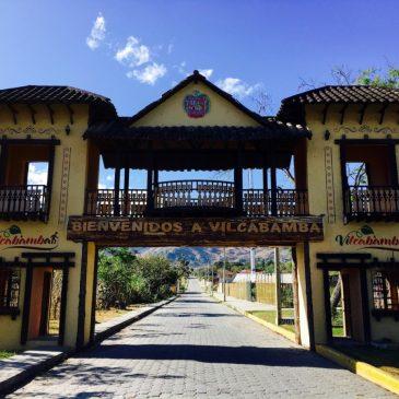 Trace GPS de l'Etape Quito – Vilcabamba