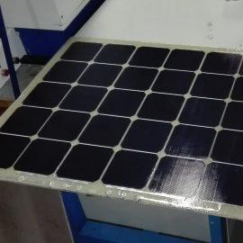 Encapsulation des panneaux photovoltaïques